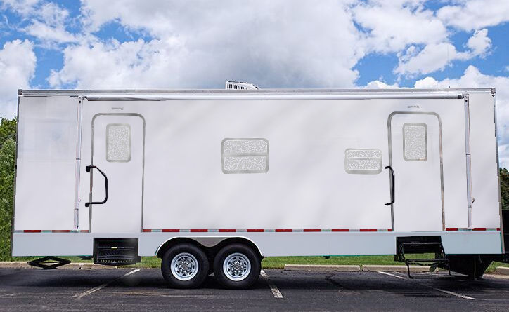 front exterior trailer no branding