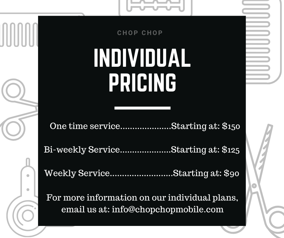 Individual Pricing